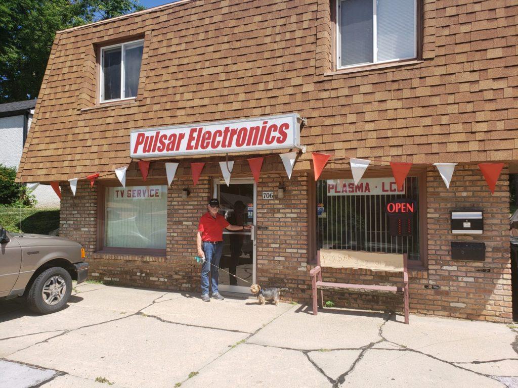 Pulsar Electronics Location